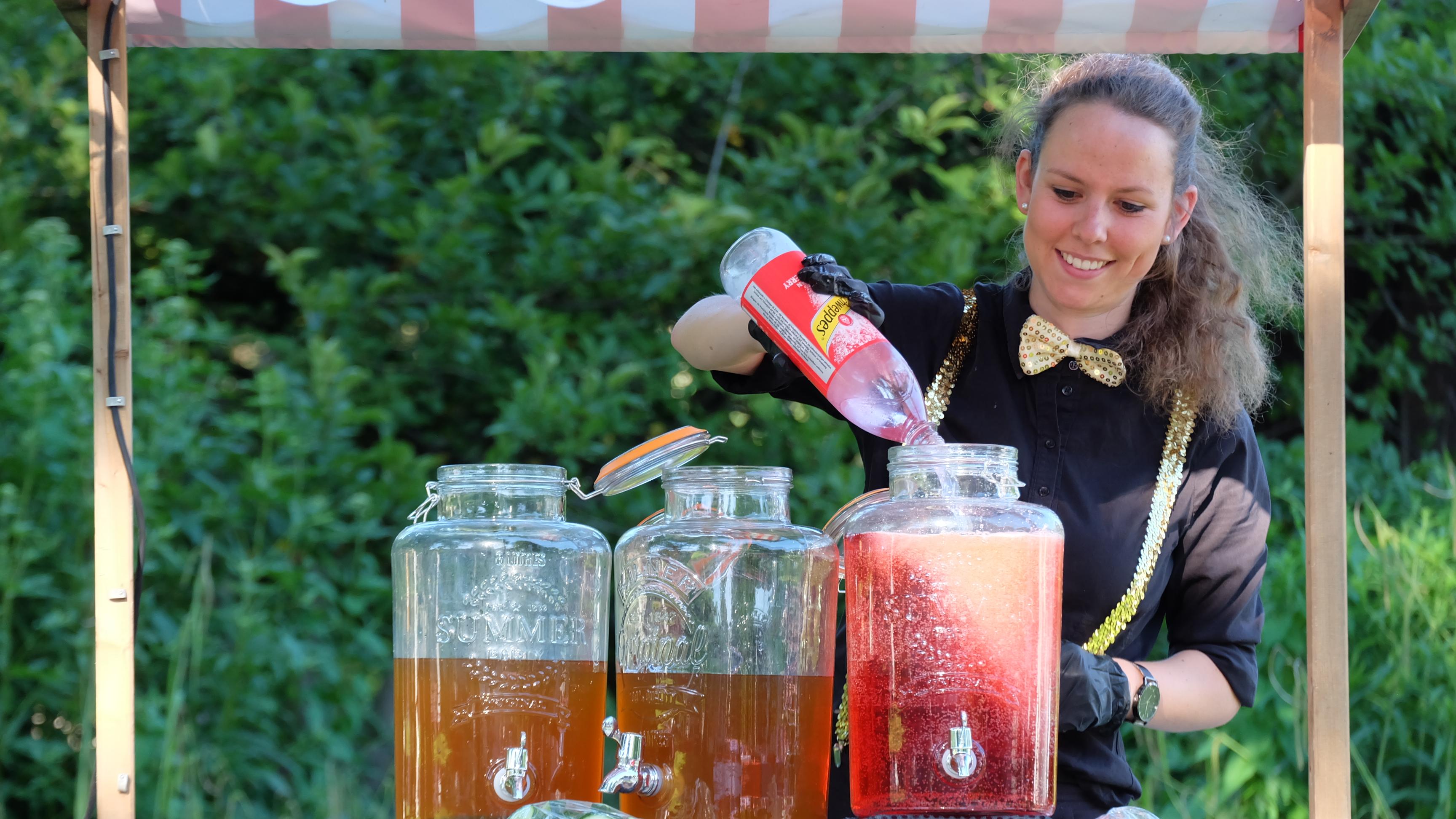 Gauls Catering Sommerfest 1&1 Messe Karlsruhe KMK Schwarzwaldhalle Zoo