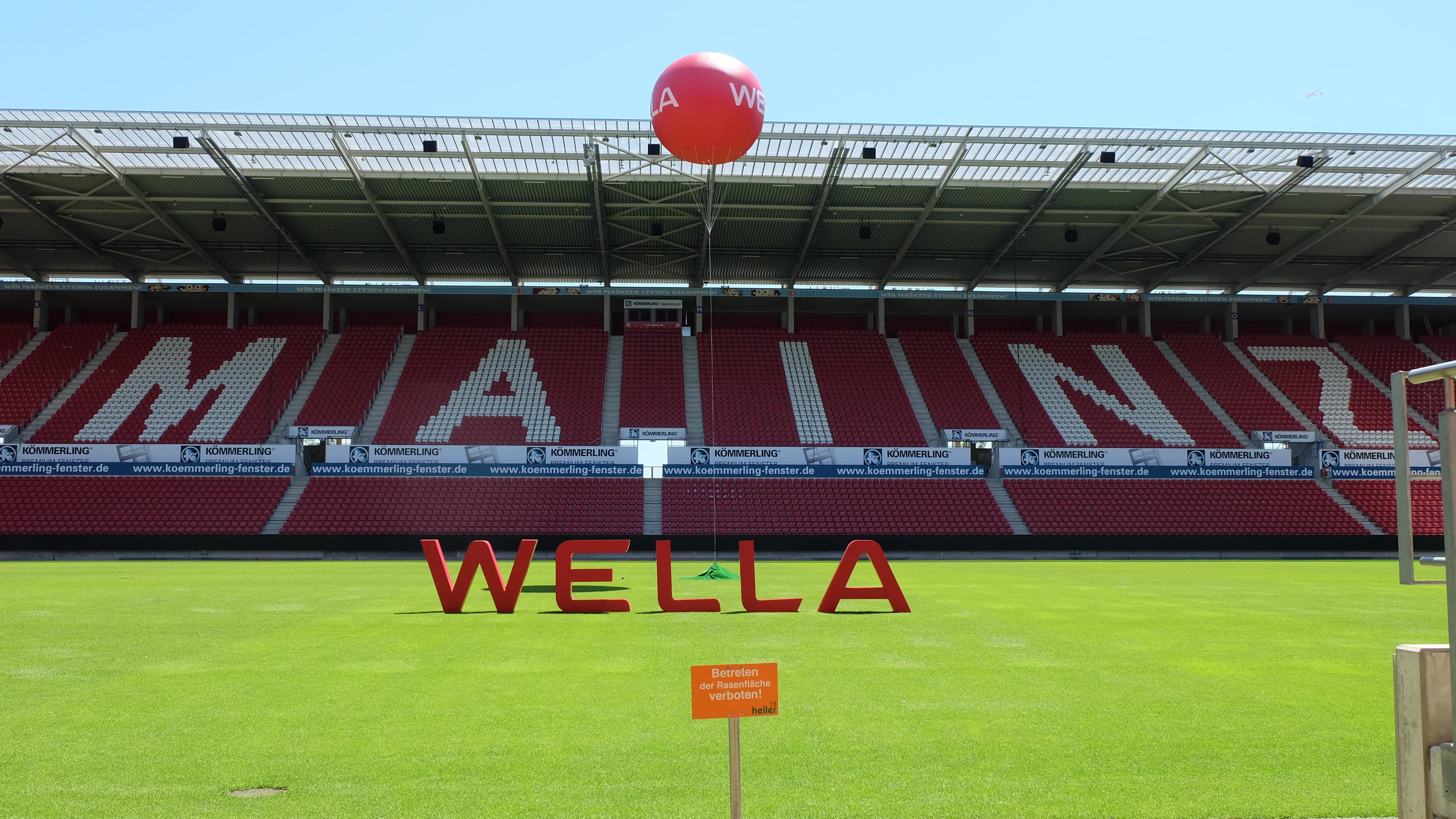 Gauls Catering Wellla Opel Arena Lukas Sölter