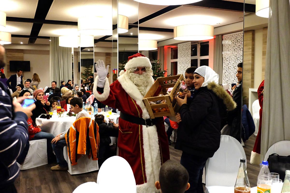 Weihnachtsbrunch Karlsruhe