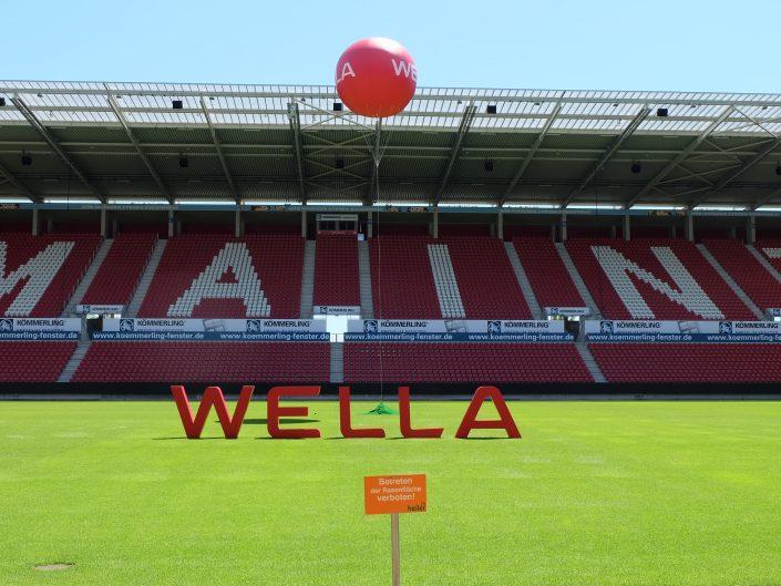 Gauls Catering Wella Haarprodukte Opel Arena Lukas Sölter
