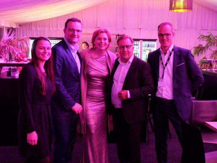 Gauls Catering, Andreas Gaul, Nibelungenfestspiele 2019, Jens Spahn, Julia Klöckner, Kim Schmidt