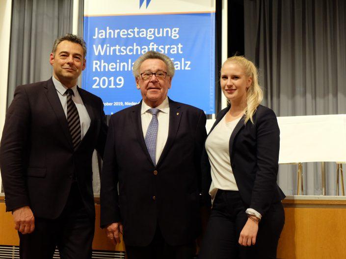 Jahrestagung Wirtschaftsrat Rheinland-Pfalz ©Lukas Sölter