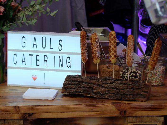 Hochzeitsmesse Gauls Catering