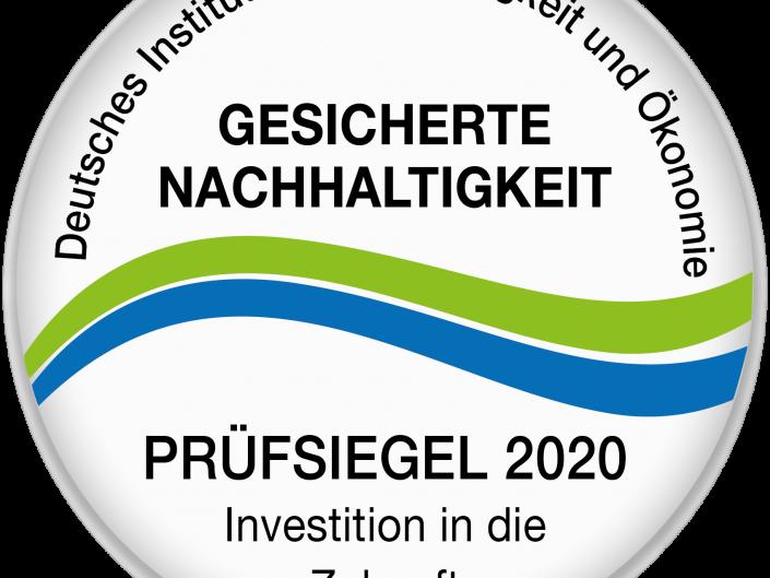 ZERTIFIKAT Nachhaltigkeit Gauls Catering 2020
