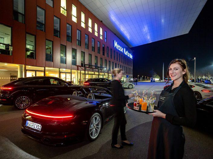 Gauls Catering | Porsche | ©Lukas Sölter